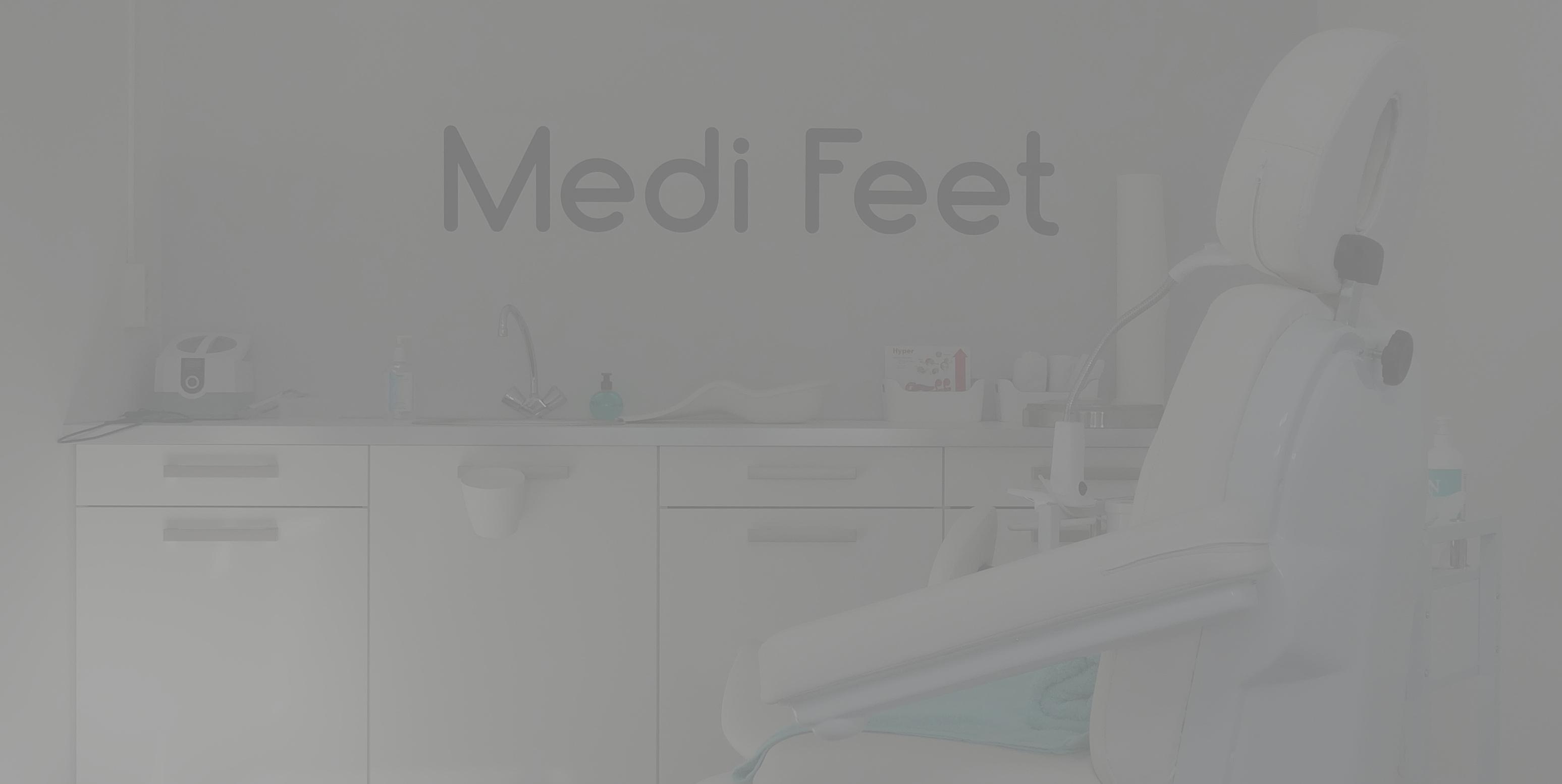 Welkom bij Praktijk Medi Feet